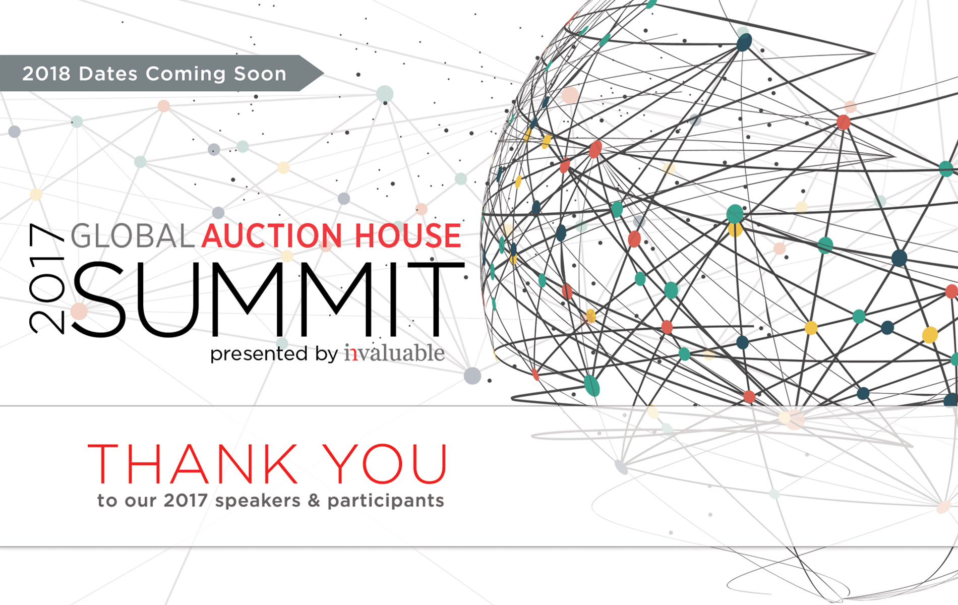Invaluable: Global Auction House Summit